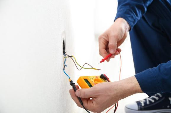 Branchements prise électrique